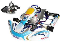 Ensemble Top-Kart Dreamer / Rotax Evo complet