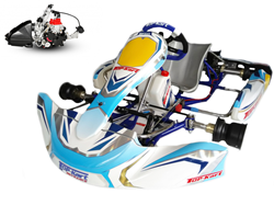 Ensemble Top-Kart Dreamer / Rotax Nationale complet
