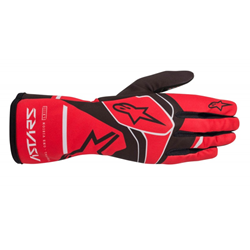 Gants enfant Alpinestars Tech 1 K-Race SOLID Rouge