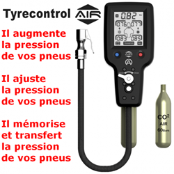 Manomètre ALFANO New Tyrecontrol Air
