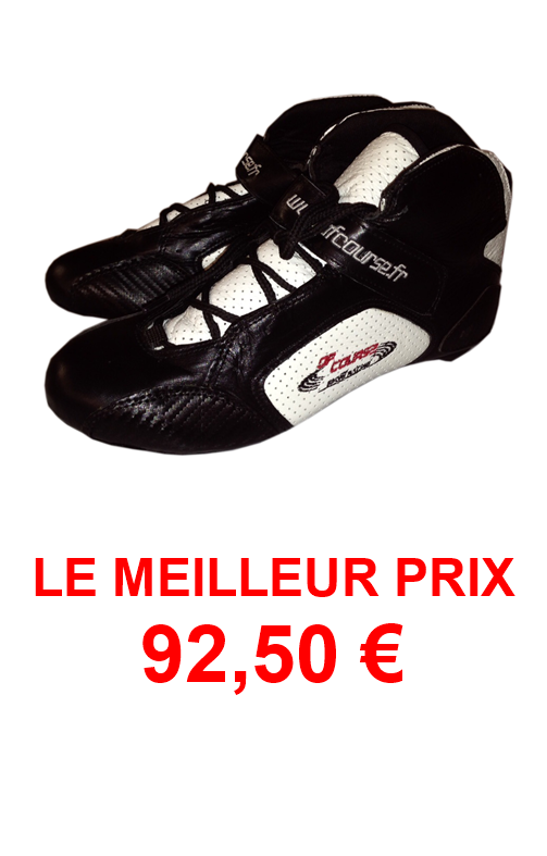 <BODY bgColor=#ffffff text=#000000>Chaussures officielles OF COURSE SPORT RACING cuir T43</BODY>