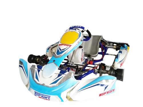 Go Kart Rotax Max Evo Batterie Berceau Karting Course Racing